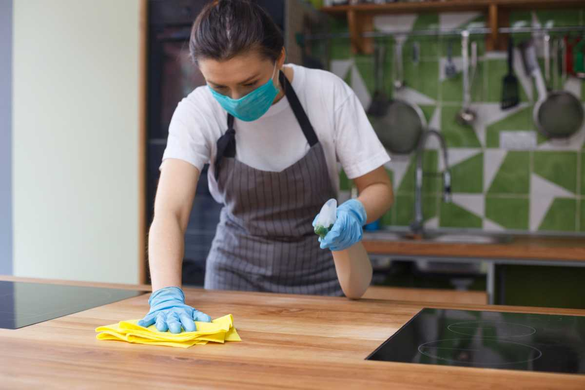 Benefits of owning a cleaning business