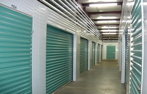 Businesses and storage units